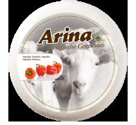 Honingklaver en Arina combineren uitstekend. Dit plantje maakt de geitenkaas iets zoeter.